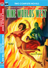 Armchair Fiction NINE WORLDS WEST/ FRONTIERS BEYOND THE SUN