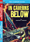 Armchair Fiction IN CAVERNS BELOW & DYNASTY OF THE LOST