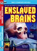 Armchair Fiction ENSLAVED BRAINS & CONCEPTION: ZERO