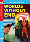 Armchair Fiction WORLDS WITHOUT END/ THE LAVENDER VINE OF DEATH