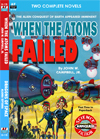 Armchair Fiction WHEN THE ATOMS FAILED & DRAGONS OF SPACE