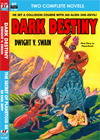 Armchair Fiction DARK DESTINY & THE SECRET OF PLANETOID 88