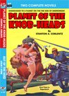 Armchair Fiction PLANET OF THE KNOB-HEADS & OUT OF THE VOID
