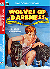 Armchair Fiction WOLVES OF DARKNESS & WORLD OF THE LIVING DEAD