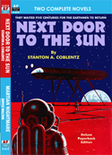 Armchair Fiction NEXT DOOR TO THE SUN & MARTIAN NIGHTMARE