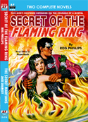 Armchair Fiction SECRET OF THE FLAMING RING & THE SECRET MARTIANS