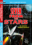Armchair Fiction SEVEN FROM THE STARS & THE GIRL WHO READ MINDS