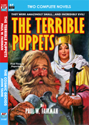 Armchair Fiction TERRIBLE PUPPETS, THE & THE COSMIC GEOIDS
