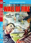 Armchair Fiction WALL OF FIRE & TOO MANY WORLDS