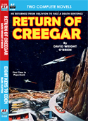 Armchair Fiction RETURN OF CREEGAR & EIGHT KEYS TO EDEN