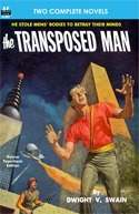 Armchair Fiction TRANSPOSED MAN, THE & PLANET OF DOOMED MEN