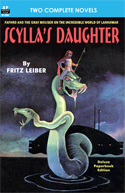 Armchair Fiction SCYLLA'S DAUGHTER & TERRORS OF ARELLI