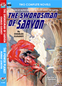Armchair Fiction SWORDSMAN OF SARVON & THE POWER PLANET