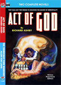 Armchair Fiction ACT OF GOD & THE CHEMICALLY PURE WARRIORS