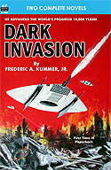 Armchair Fiction DARK INVASION & MYSTERY MOON