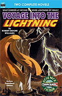 Armchair Fiction VOYAGE INTO THE LIGHTNING & THE COLORS OF SPACE