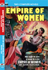Armchair Fiction EMPIRE OF WOMEN/ ONE OF OUR CITIES IS MISSING