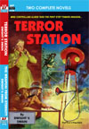 Armchair Fiction TERROR STATION/ THE WEAPON FROM ETERNITY