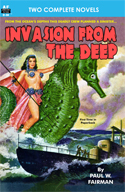 Armchair Fiction INVASION FROM THE DEEP & THE BRAIN