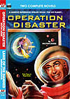 Armchair Fiction OPERATION DISASTER/ LAND OF THE DAMNED