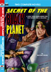 Armchair Fiction SECRET OF THE BLACK PLANET/ THE OUTCASTS OF SOLAR III
