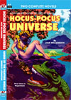 Armchair Fiction HOCUS-POCUS UNIVERSE/ QUEEN OF THE PANTHER WORLD