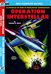 Armchair Fiction OPERATION INTERSTELLAR/ THE THING FROM UNDERNEATH