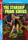 Armchair Fiction STARSHIP FROM SIRIUS/ THE FINAL WEAPON