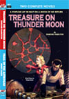 Armchair Fiction TREASURE ON THUNDER MOON/ TRAIL OF THE ASTROGAR