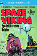 Armchair Fiction SPACE VIKING, Special Illustrated Edition