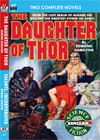 Armchair Fiction DAUGHTER OF THOR, THE, & TALENTS, INCORPORATED