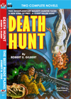 Armchair Fiction DEATH HUNT & THE BEST MADE PLANS