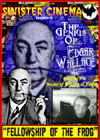 Edgar Wallace FELLOWSHIP OF THE FROG