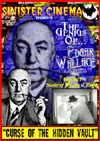 Edgar Wallace CURSE OF THE HIDDEN VAULT*