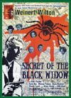 Edgar Wallace SECRET OF THE BLACK WIDOW*