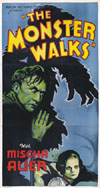 Forgotten Horrors MONSTER WALKS, THE