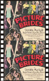 Forgotten Horrors PICTURE BRIDES*