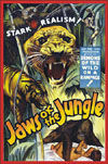 Forgotten Horrors JAWS OF THE JUNGLE*