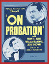 Forgotten Horrors ON PROBATION*