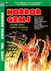 Armchair Fiction HORROR GEMS, Volume Eight:  Algernon Blackwood & Others