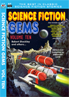 Armchair Fiction SCIENCE FICTION GEMS, Volume Ten, Robert Sheckley and Others