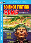 Armchair Fiction SCIENCE FICTION GEMS, Volume Eleven, Rog Phillips & Others