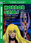 Armchair Fiction HORROR GEMS, VOLUME TWELVE