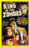 Horror KING OF THE ZOMBIES*