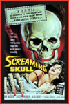 Horror SCREAMING SKULL, THE*