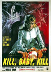 Horror KILL BABY KILL!—Anamorphic Widescreen Edition