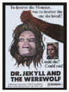 Horror DR. JEKYLL VS. THE WEREWOLF*