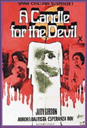 Horror CANDLE FOR THE DEVIL, A—Anamorphic Widescreen Edition