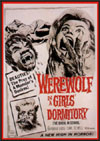 Horror WEREWOLF IN A GIRLS' DORMITORY—Anamorphic Widescreen Edition