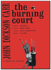 Horror BURNING COURT, THE*